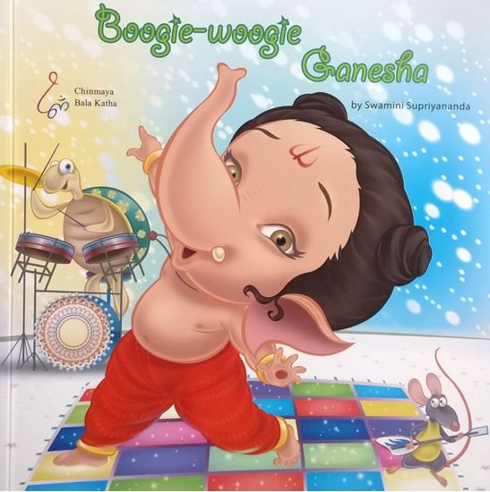 Picture of Boogie Woogie Ganesha