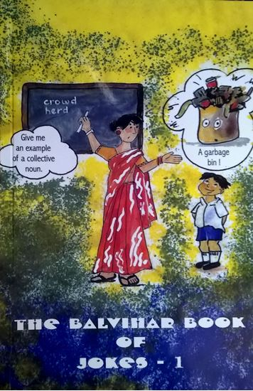 Picture of Balvihar: Book of Jokes 1&2