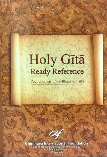 Picture of Bhagavad Gita (Holy Gita Ready Ref Guide)