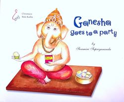 Picture of Ganesha Goes to a Party