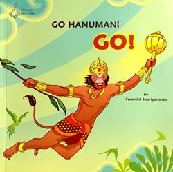 Picture of Go Hanuman! Go!