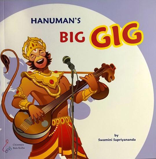 Picture of Hanuman's Big GIG