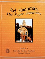Picture of Grade-02: Sri Hanuman The Super Hanuman