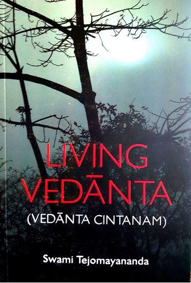 Picture of Living Vedanta (Vedanta Chintanam)