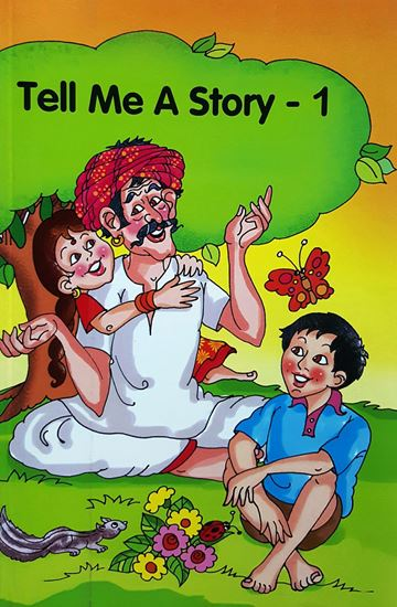Picture of Tell Me a Story Color Part 1