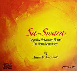 Picture of Gayatri & Mrityunjaya Mantra (Sa Swara)