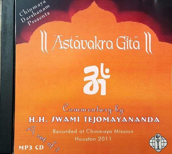 Picture of Ashtavakra Gita (set of 2 MP3 CDs)