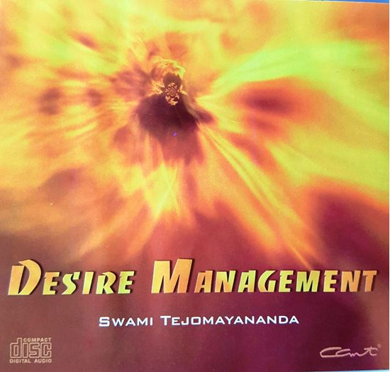 Picture of Desire Management talk