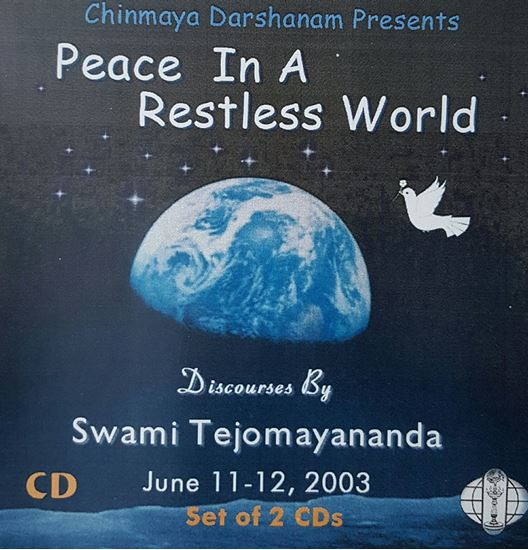 Picture of Peace in a Restless World (set of 2)