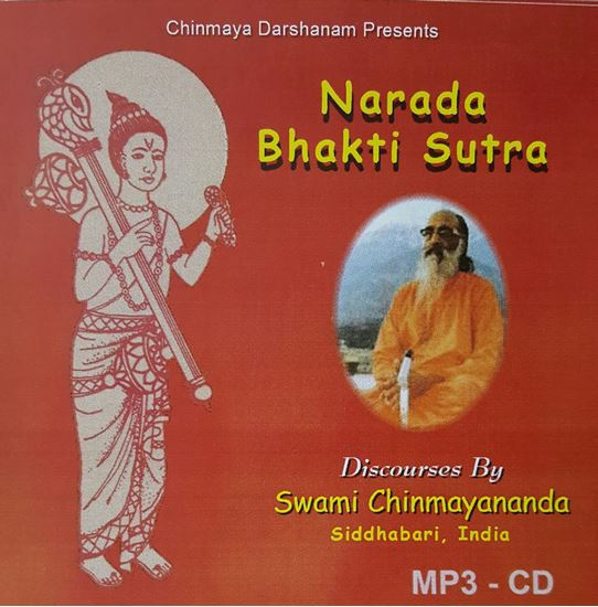 Picture of Narada Bhakti Sutras MP3