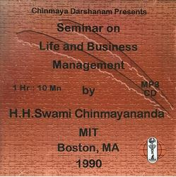 Picture of Seminar on Business management MP3