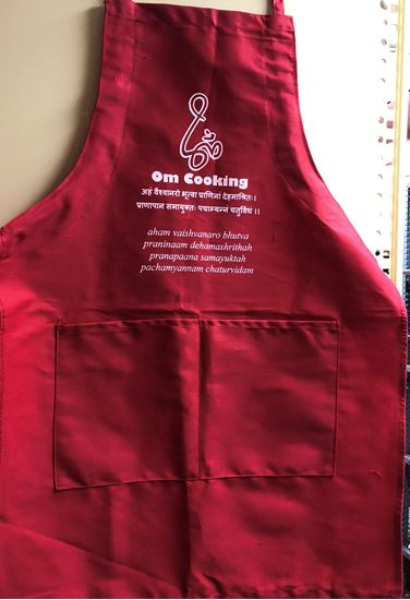Picture of Apron - OM Cooking