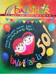 Picture of Balvihar Monthly: 03 Years