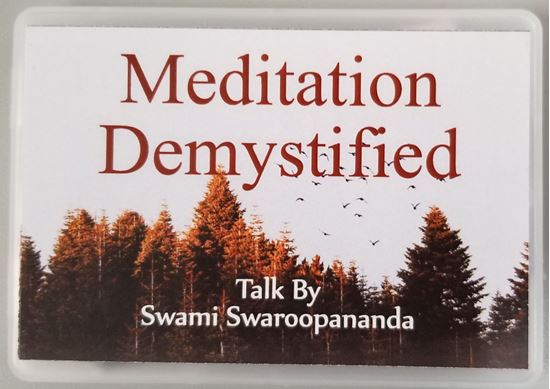 Picture of Meditation Demystified (Pen Drive)