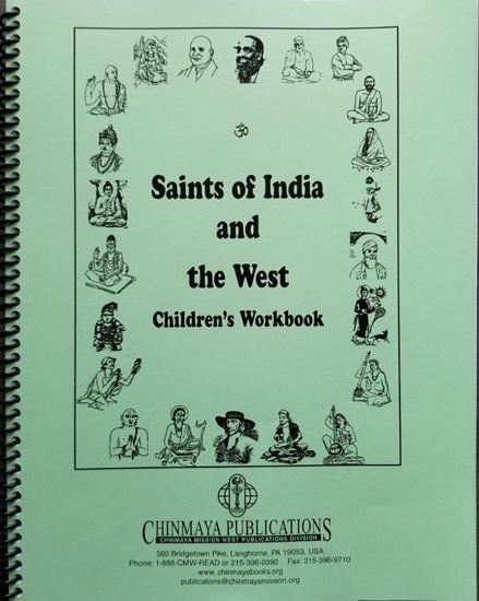 Picture of Saints of India for Children