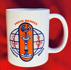 "Picture of Coffee Mug ""Proud Member, Chinmaya Mission"""