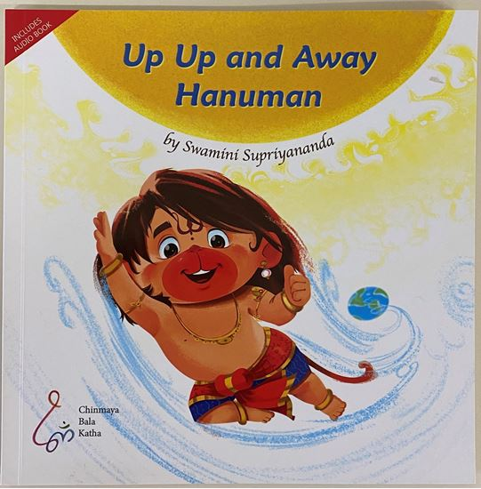 Picture of Up Up and Away Hanuman