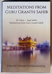 Picture of Meditation from Guru Granth Sahib (Pen drive)